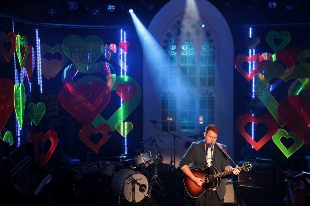 OV11 - Gavin James in St. James' Church