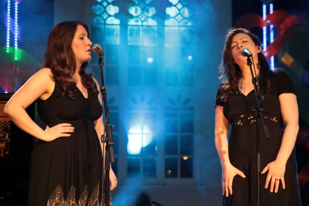 OV11 - The Unthanks in St. James' Church